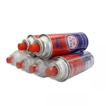 Butane gas cartridge canister can cylinder for Butane Gas / Stove